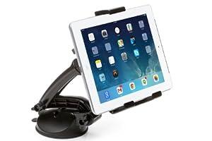 Aduro U-GRIP Adjustable Universal Car Mount for Tablets, Apple iPad 2, iPad 3, iPad, iPad Air, Kindle Fire, Motorola Xoom, Samsung Galaxy Tab, BlackBerry Playbook, Nook, Acer, ASUS (Retail Packaging) from Aduro