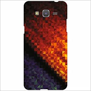 Samsung Galaxy Grand Prime SM-G530H Back Cover - Rock Designer Cases