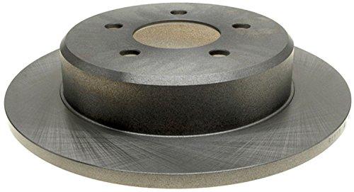ACDelco 18A823A Advantage Non-Coated Rear Disc Brake Rotor