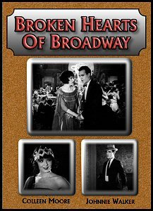 Broken Hearts of Broadway [DVD] [1923] [Region 1] [US Import] [NTSC]