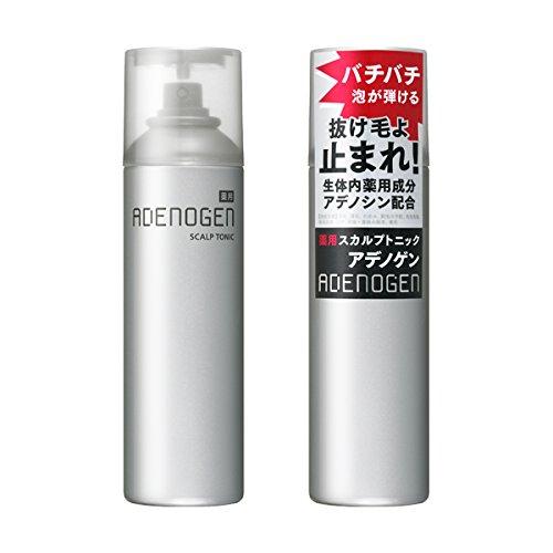 資生堂 アデノゲン 薬用スカルプトニック -(医薬部外品)