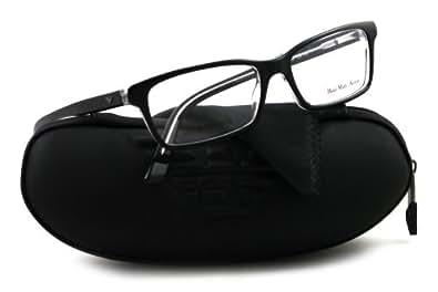 Armani Glasses Frames Boots : Amazon.com: Emporio Armani Eyeglasses EA 9728 BLACK 7C5 ...