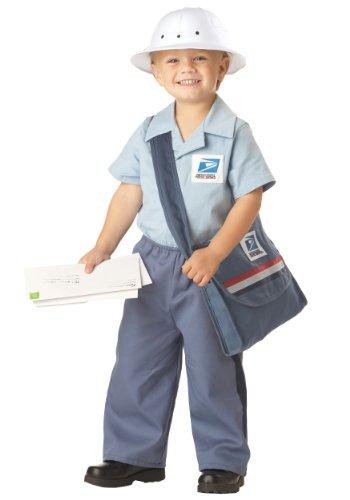 Mr. Postman Boy's Costume
