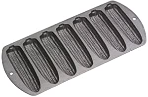 Lodge Cast Iron 7-Stick Cornstick Pan