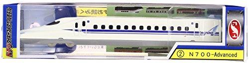 [NEW] jauge train N moulé sous pression maquette n ° 2 N700-Advanced