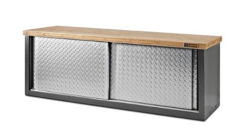 Gladiator GarageWorks GAGB54SBYG Storage Bench