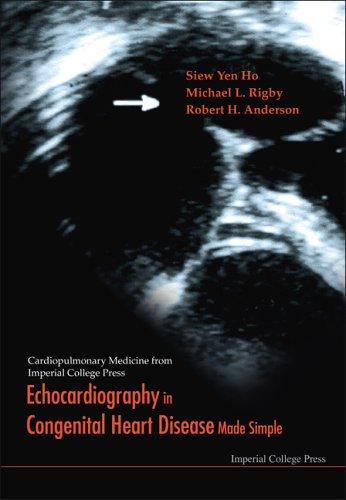 Echocardiography in Congenital Heart Disease Made Simple...