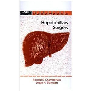 Hepatobiliary Surgery L. H. Blumgart, Ronald S. Chamberlain