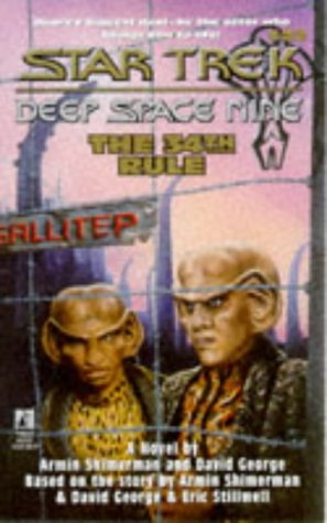 Image for The 34th Rule (Star Trek: Deep Space Nine)