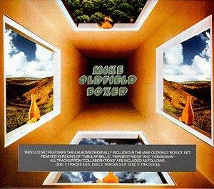 Mike Oldfield - Oldfield Boxed 3 CD-Set (Tubular Bells/Hergest Ridge/Ommadawn) - Zortam Music