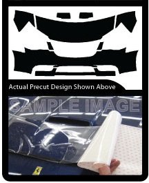 3M Scotchgard Paint Protection Film Clear Bra Pre-Cut Kits 2011 2014 Chevy Cruze