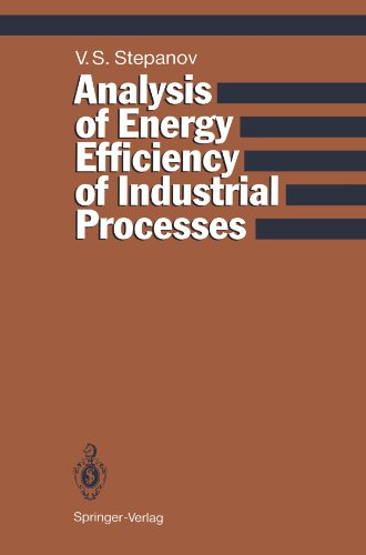 Analysis Of Energy Efficiency Of Industrial Processes
