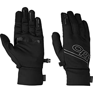 Buy Outdoor Research Mens PL Sensor Gloves by Outdoor Research