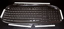 Keyboard Cover for Logitech EX100 Keyboard, Keeps Out Dirt Dust Liquids and Contaminants - Keyboard not Included -