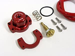 Acura Integra on Acura Integra 91 01 Da Dc Fuel Pressure Regulator Kit Red   Amazon Com