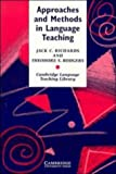 Approaches & methods in language teaching : a description & analysis