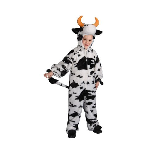 Plush Cow - Small 4-6 (Cow Costumes)