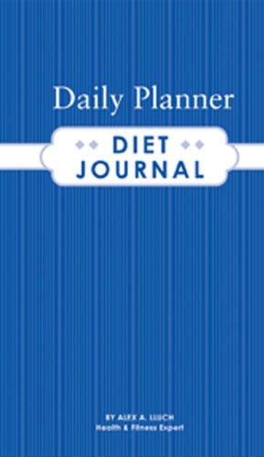Daily Planner Diet Journal