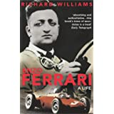 Enzo Ferrari: A Lifeby Richard Williams