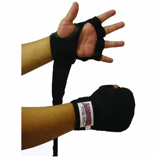 amber-sporting-goods-pro-gel-speed-handwraps-black