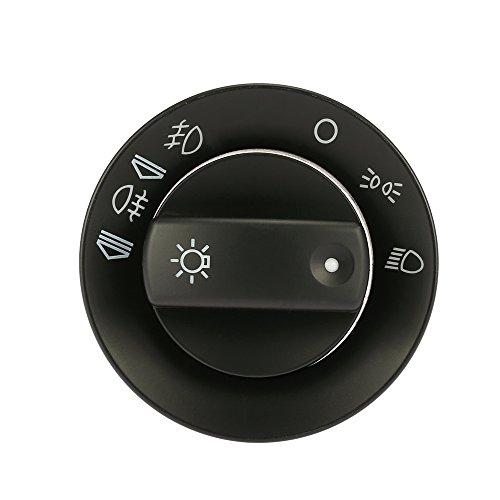 KKmoon Car Headlight Fog Light Switch Repair Kit for AUDI A4 S4 8E B6 B7 2000-2007 (Audi A4 B6 Headlight Switch compare prices)