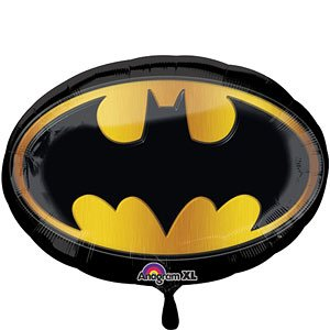 Batman Birthday Party Balloon Supplies at Gotham City Store