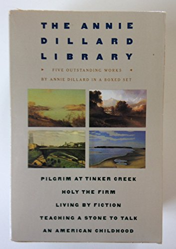 Annie Dillard Critical Essays