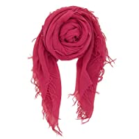 Chan Luu Cashmere and Silk Scarf in Azalea