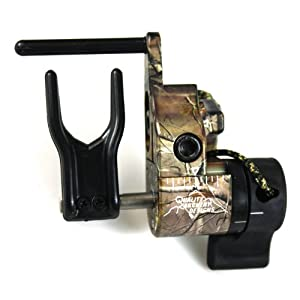 Quality Archery Designs Ultra-Rest Pro HD (Realtree, Right Hand) by Quality Archery Designs
