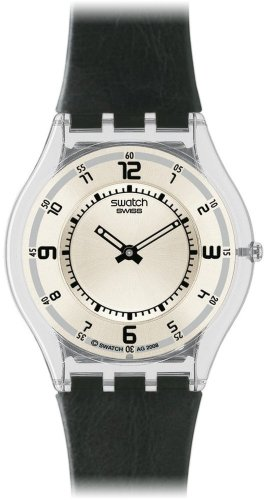 Swatch Swatch Marrow Of Life Silver Dial Strap Watch