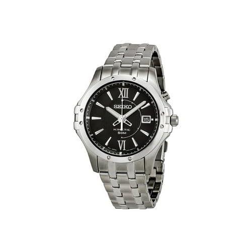 セイコー Seiko Le Grand Sport Men's Kinetic Watch SKA549 男性 メンズ 腕時計 【並行輸入品】
