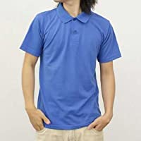 (クロス)CROSS 半袖 無地 ポロシャツ CR2102 5.3oz ( S , M , L , XL , 2XL )