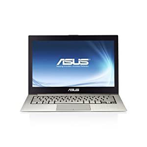 ASUS Zenbook UX31E-DH53 13.3-Inch 4GB LED Thin and Light Ultrabook Notebook Computer with 2nd Gen 1.7Ghz Intel Core i5-2557M Processor, 256GB SSD, Webcam, Bluetooth, HDMI