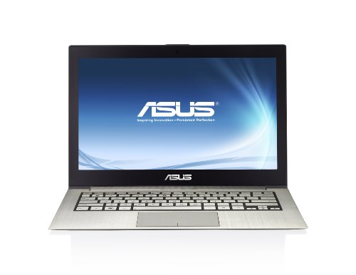 ASUS Zenbook UX31E-DH52 13.3-Inch Thin and Light Ultrabook Laptop (i5-2557M, 128GB SSD)(Silver Aluminum)
