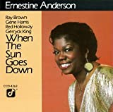 Ernestine Anderson When the Sun Goes Down
