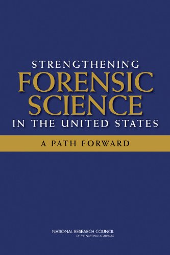 Strengthening Forensic Science in the United States: A...