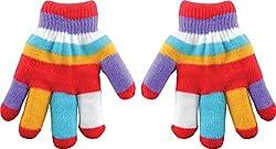True Gear Children's Insulated Gloves (Red)