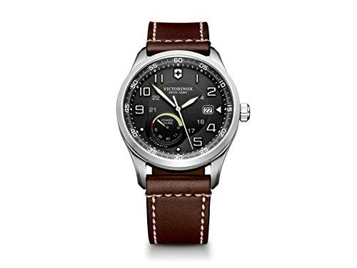Victorinox reloj hombre Timeless Airboss Mechanical Power Gauge automática 241575