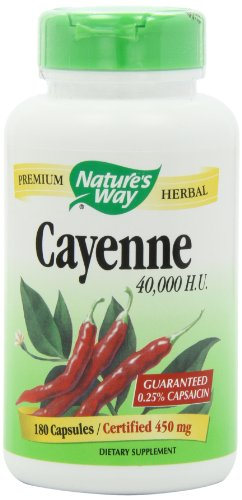 how to take cayenne pepper pills