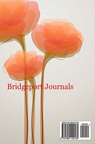 lovely flowers writing journal
