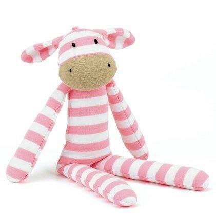 Jellykitten - Squeaky Moo - Pink