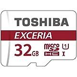 32GB TOSHIBA 東芝 EXCERIA microSDHCカード CLASS10 UHS-I対応 R:48MB/s 海外リテール THN-M301R0320C4