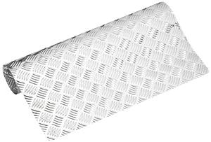 fr unitec 73032 tapis de protection de sol pour voiture aluminium