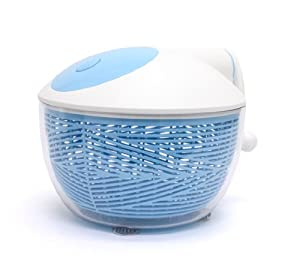 Starfrit Salad Spinner, Blue