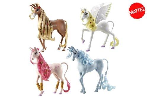 Mattel BFW38 Mia And Me Assortimento Unicorni