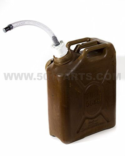 Spout for Scepter Military fuel/Jerry Can 3/4