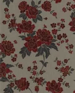 SuperFresco Easy Kensington Wallpaper - Red and T from New A-Brend
