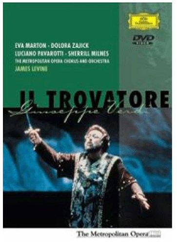 Il Trovatore (J.Levine) - Verdi -  DVD