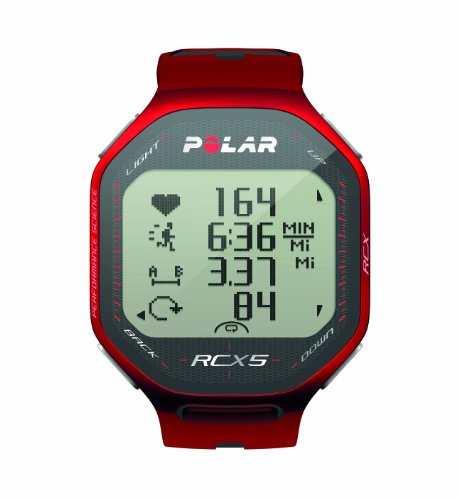 Cheap Polar RCX5 SD Heart Rate Monitor (90038884-P)