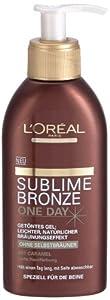 L'Oréal Paris Sublime Bronze Körper One Day, 150 ml